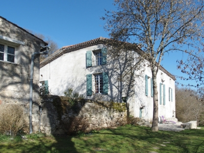 Old stone house 18° with guesthouse and 2,3 ha