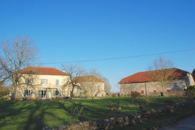 Old farm with guesthouse and 4,5 ha