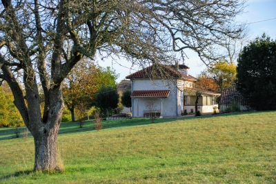 Charming house with gite and barn