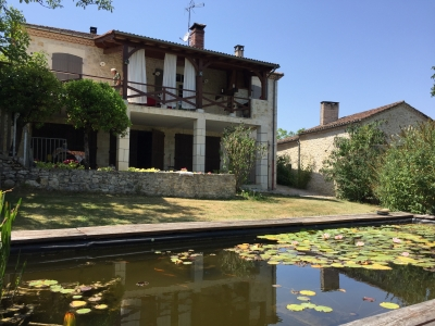 Quercy Farm with 18 ha